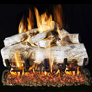 Peterson Vented G46 ANSI Log And Burner Sets