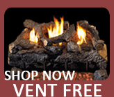 Shop Now Vent Free Log Sets