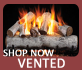 Shop Now Vented Log Sets