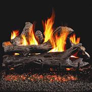 Peterson Vented G45 Ember Bed Log And Burner Sets
