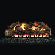 Peterson Vented EPIC Log And Burner Sets