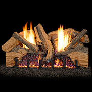 Peterson Vent Free G19 Log And Burner Sets