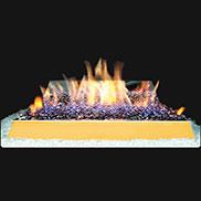 Peterson Vent Free G21 Glass Burner Sets