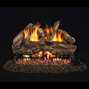 Peterson Vented G4 Ember Bed Log And Burner Sets