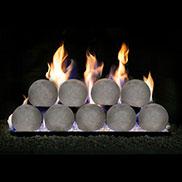 Peterson Vented P45 Dual Pan Burner Sets